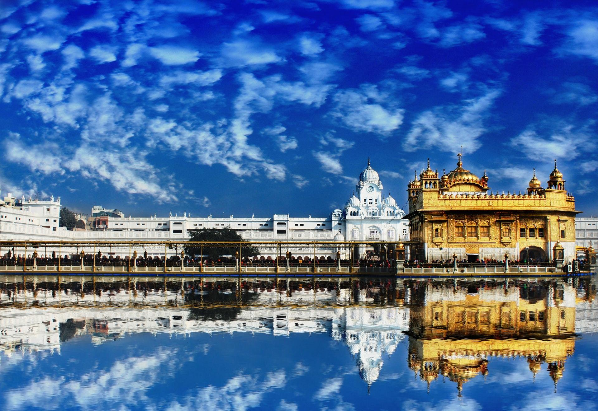 Turismo y magia de India